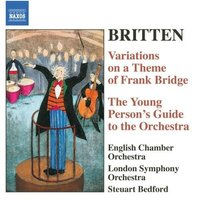 Audio CD Benjamin Britten. Young Person`S Guide