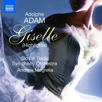 Audio CD Mogrelia, Slovak Radio So. Adam: Giselle (Highlights)