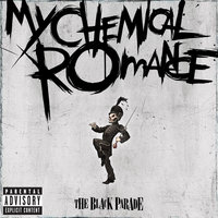Audio CD My Chemical Romance. The Black Parade