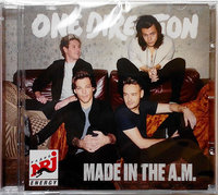 Audio CD One Direction. Made In The A.M.