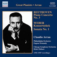 Audio CD Claudio Arrau. Beethoven Piano Concerto No.3