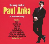 Paul Anka. The Very Best Of Paul Anka (2 CD)