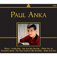 Audio CD Paul Anka. Black Line