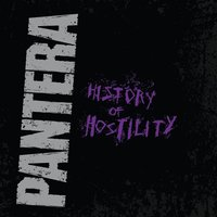 Audio CD Pantera. History Of Hostility