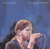 Jay-Jay Johanson. Self-Portrait Tour 2009 (CD)