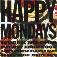 Audio CD Happy Mondays. Squirrel And G-Man Twenty Four Hour Party People Plastic Face Carnt Smile (White Out)