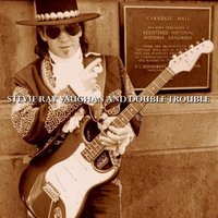 Audio CD Stevie Ray Vaughan, Double Trouble. Live At Carnegie Hall