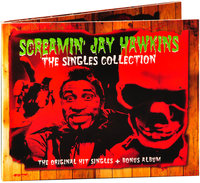 Audio CD Screamin' Jay Hawkins. Singles Colelction