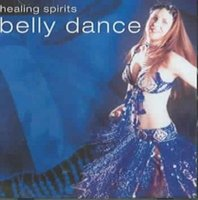 Audio CD Healing Spirits Series. Belly Dance