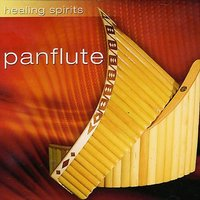 Audio CD Healing Spirits Series. Panflute
