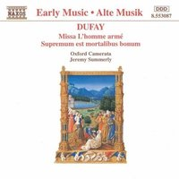 Audio CD Guillaume Dufay. Dufay: Missa L`Homme Arme