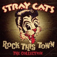 Audio CD Stray Cats. Rock This Town. The Collection