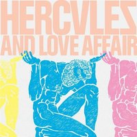 Audio CD Hercules And Love Affair. Hercules And Love Affair