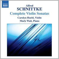 Audio CD Carolyn Huebl, Mark Wait. Complete Violin Sonatas