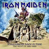 Iron Maiden. Somewhere Back In Time - The Best Of: 1980-1989 (CD)