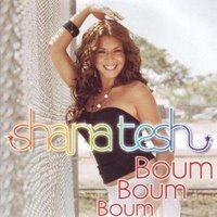 Audio CD Shana Tesh. Boom Boom Boom