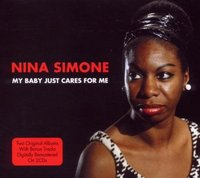 Nina Simone. My Baby Just Cares For Me (2 CD)