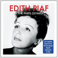 Audio CD Edith Piaf. At the Paris Olympia