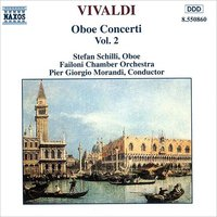 Audio CD Vivaldi. Oboe Concertos Vol.2