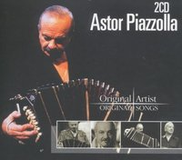 Astor Piazzolla. Original artist. Original songs (2 CD)