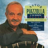 Audio CD Astor Piazzolla y su noneto. Tristeza de un doble a