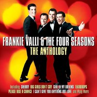 Audio CD Frankie Valli, The Four Seasons. The Anthology '56-'62