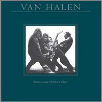 Audio CD Van Halen. Women and Children First