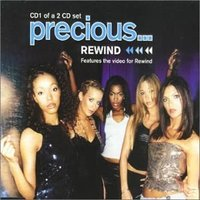 Audio CD Precious. Rewind