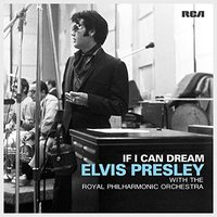 Audio CD Elvis Presley with the Royal Philharmonic Orchestra. If i can dream
