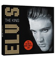 Audio CD Elvis Presley. The king
