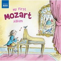 Audio CD Various. My First Mozart Album