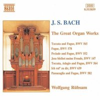 Audio CD Wolfgang Rubsam. Great Organ Works