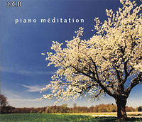 Various Artists. White Line Piano meditation (2 CD)