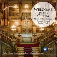 Audio CD Various Artists. Welcome To The Opera