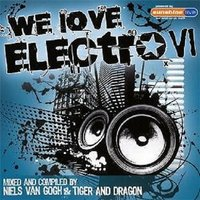 Audio CD Various Artists. We Love Electro VI