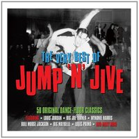Audio CD Various Artists. The Very Best Of Jump 'N' Jive