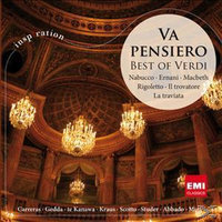 Audio CD Various Artists. Va Pensiero: Best of Verdi