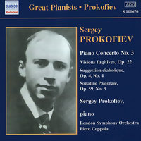 Audio CD Sergei Prokofiev. Prokofiev plays Prokofiev