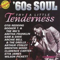Audio CD Various Artists. Try a Little Tenderness: '60s Soul