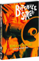 DVD Butthole Surfers: Blind eye sees all