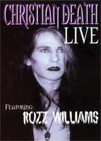 DVD Christian Death: Live