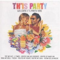 Audio CD Various Artists. Th'Is Party