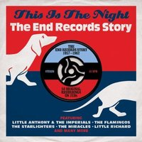 Audio CD Various Artists. This Is The Night: The End Records Story 1957 - 1962