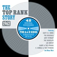 Audio CD Various Artists. The Top Rank Story 1962