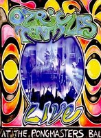 DVD Ozric Tentacles: Live At the Pongmasters Ball
