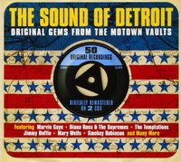 Various Artists. The Sound of Detroit (2 CD)