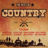 Audio CD Various Artists. The Best Of Country