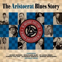 Audio CD Various Artists. The Aristocrat Blues Story