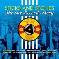 Audio CD Various Artists. Sticks and Stones-Sue Records story