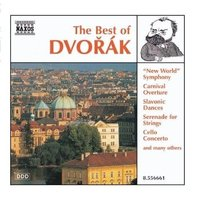 Audio CD Various. The Best of Dvorak